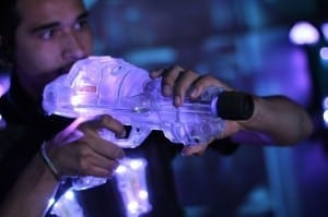 Lasertag Tactics: The Role Player Grip - Ultrazone
