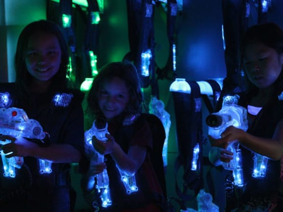San Diego Laser Tag Birthday Party Amp Events Ultrazone