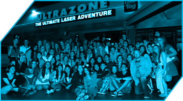 Own The Zone For Indoor Activites San Diego - Ultrazone