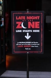 Late Night Laser Tag Program - Ultrazone