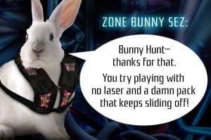 Laser Zone Bunny Sez: Don't Bunny Hunt - Ultrazone