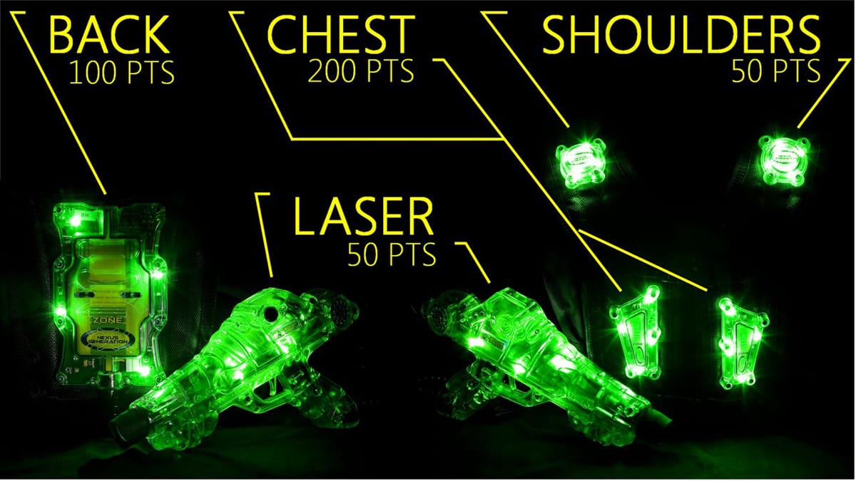 Player Tips For Winning At Laser Tag Ultrazone Ultrazone