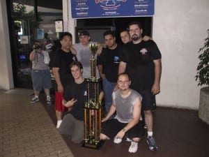 Ground Zero Wins First Place In Laser Combat - Ultrazone