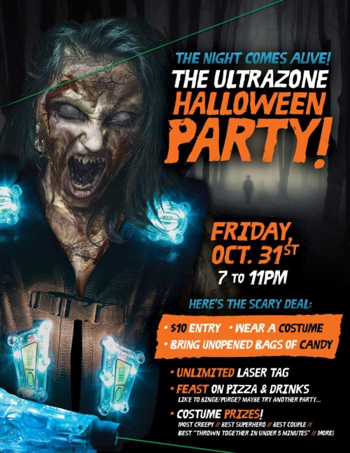 ULTRAZONE-Halloween