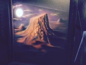 Laser Zone Artwork - The Dormant Volcano - Ultrazone